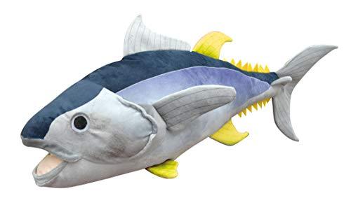 山二 Sea Creatures BIG ぬいぐるみ マグロ 80cm 10300