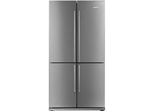 Smeg Frigorifero side by side FQ60XP1 finitura acciaio da 90cm