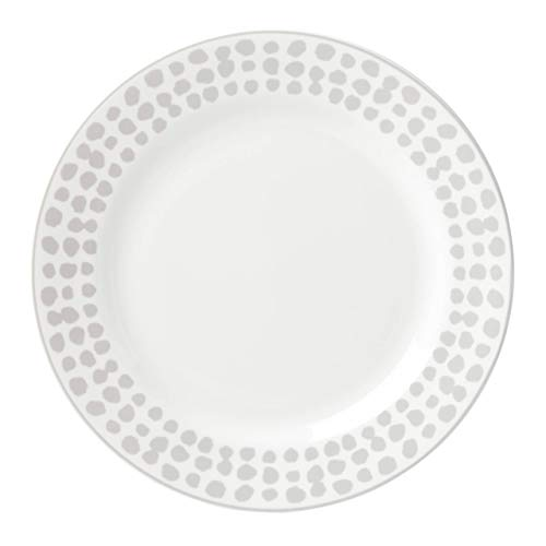 Kate Spade New York Beige Spring Street Dinner Plate