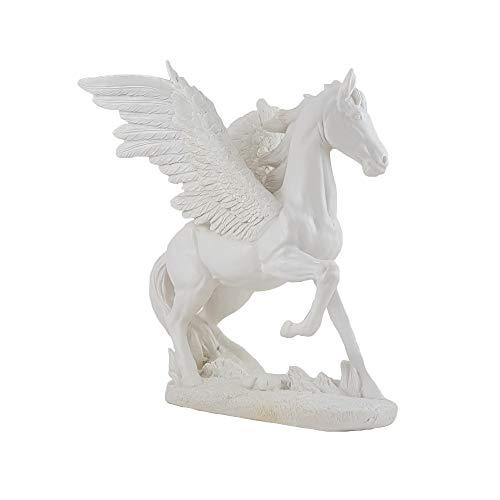 IM Pegasus Sammlerfigur Statue Figur Dekoration Deko Fantasy Poseidon Medusa Dekofigur Mytologie Fabelwesen