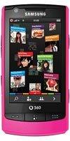 Samsung GT-I6410 M1 fuschia Pink MP3-/Video-Player GB (8,1 cm (3,2 Zoll) TFT LC-Display, FM-Tuner, Bluetooth, Kartenslot, USB 2.0)