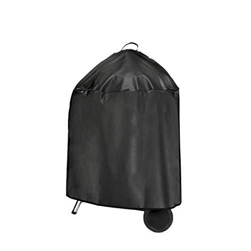 Meateor Zoomyo - Copertura per barbecue sferico con diametro massimo di 58 cm, protegge la griglia rotonda da sporco e umidità