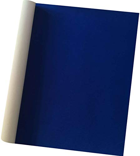 Self Adhesive Velvet Flock Backing Paper Liner for Jewelry Drawer 17.7' x 117' Peel and Stick Craft Fabric