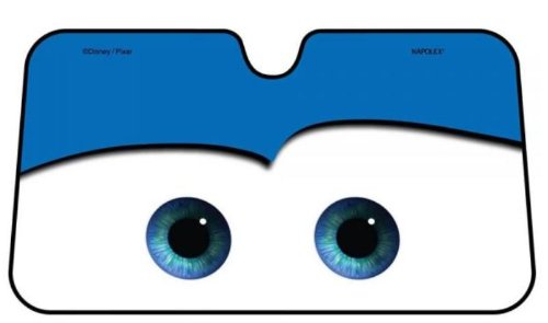 Napolex Pixar Blue Car Front Window Sun Shade
