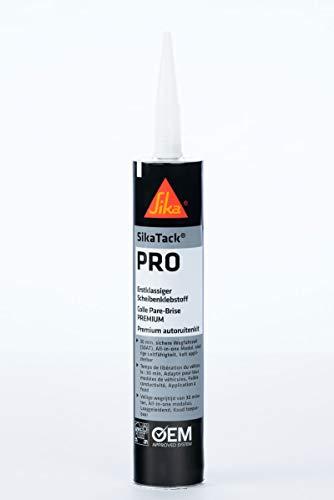 SikaTack PRO 300ml Premium Autoglas Scheibenklebstoff 504622