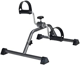 Drive Medical-10270KDRSV Exercise Peddler with Attractive Silver Vein Finish, Ships Knocked Down, Lot of 1
