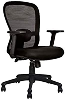 No 1 D008 Office Rolling Chair Black