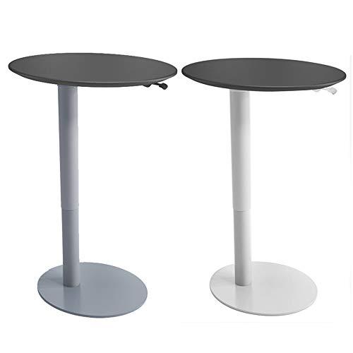JRPT Rednerpult Einstellbare 41Cm,Welcome Desk Dicke Stahlbasis 1Cm,Stehpult Multi-Auswahl (Trag: 60Kg) Wunderschönen/Schwarz