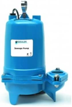 Omaha Mall Goulds WS1018BHF Model 3887BHF Submersible Sewa Shipping included WS_BHF Series