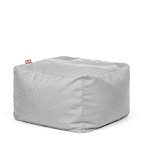Tuli Block Abnehmbarer Bezug - Universal Betongrau, Stoff, One Size