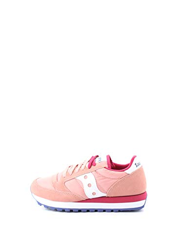 Saucony Sneakers Jazz Original in Camoscio e Nylon 5,5