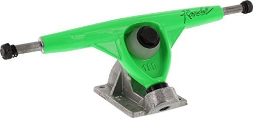 Randal R-II 180mm/50 Neon Green/Raw Trucks (Set Of 2) by Randall