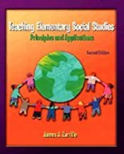 Teaching Elementary Social Studies - Principles & Applications (2nd, 04) by Zarrillo, James [Paperback (2003)]