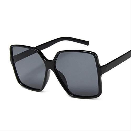 Luxury Square Sunglasses Women Brand Designer Retro Frame Big Sun Glasses Female Vintage Gradient Male