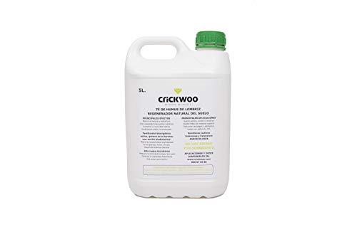 Crickwoo Humus de lombriz líquido 5L