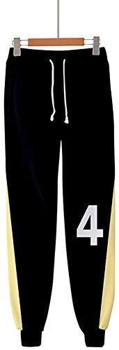 COUCOU Age Haikyuu Kuroo Tetsurou Akaashi Keiji Bokuto Koutarou Cosplay Trousers School Volleyball Sweatpants Costume