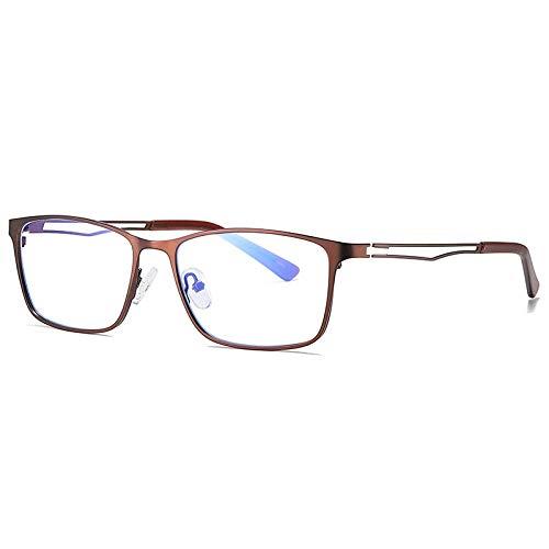 Gafas Bloqueo Luz Azul,Filtro De Computadora Clásico Anti Blue Ray, Juegos De Lectura, Disminución De La Fatiga Ocular, Lente Transparente, Moda, Montura Ligera, Regalo Para Gafas, Hombres, Mujeres,