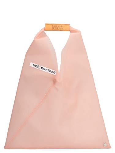 Luxury Fashion | Maison Margiela Dames S54WD0043P2394H4190 Roze Pvc Handtassen | Seizoen Outlet