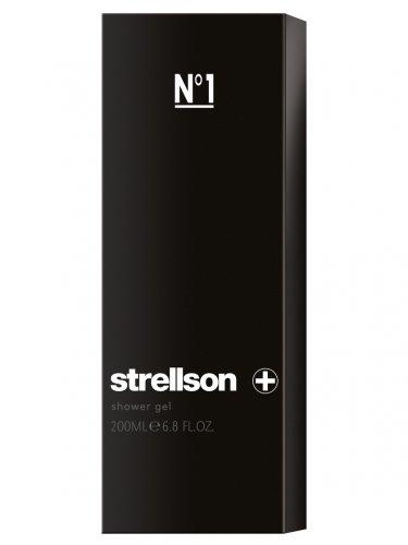 Strellson No 1 homme/men, Duschgel 200 ml, 1er Pack (1 x 200 ml)