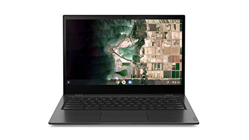 Lenovo 14e Chromebook Notebook, Display 14' Full HD TN AntiGlare, Processore AMD A4, 64GB Emmc, 4GB RAM, Chrome OS, Mineral Grey