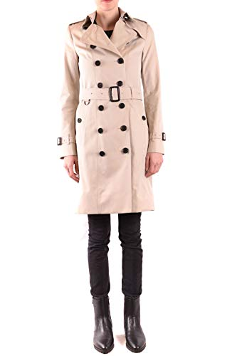 BURBERRY Luxury Fashion Damen MCBI37456 Beige Baumwolle Trench Coat | Jahreszeit Outlet
