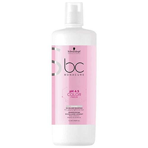 Schwarzkopf Professionals BC Bonacure Color Freeze Silver Shampoo - 33.8 oz by Schwarzkopf Professional