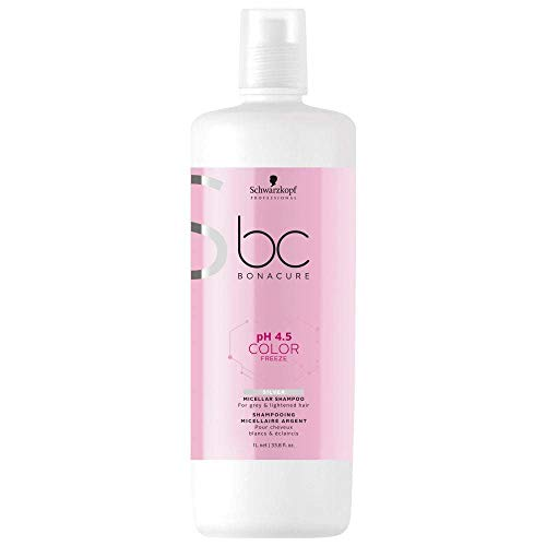 Schwarzkopf Bonacure Color Freeze Silver Shampoo 1000 ml