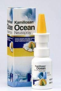 Kamillosan Ocean Neusspray, 20 ml