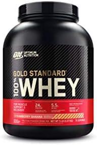 2-Pack 5lb Optimum Nutrition Gold Standard 100% Whey Protein Powder