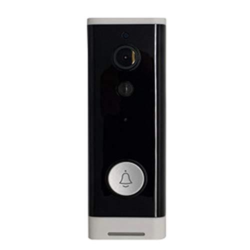 Wifi Video Deurbel 720p - Smart Deurbel Camera Draadloze Ring Peephole Cam met Real-time HD Nachtzicht en 2-weg Audio Voor Ios/Android