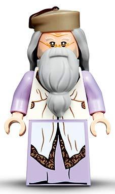 LEGO® - Minifigs - Harry Potter - hp190 - Albus Dumbledore (75948)