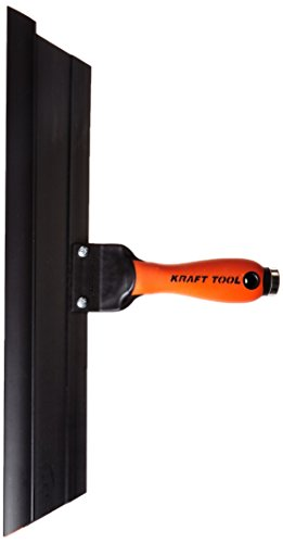Kraft Tool Co. GG244 Kraft Tool 18-Inch Squeegee Trowel