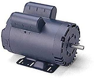 Leeson Motors - 5HP, 208-230V, 1740RPM, DP, Rigid Mount, 1.15 S.F. (131622)