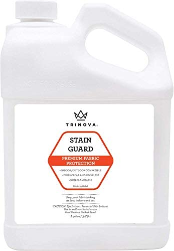 TriNova Non Aerosol Stain Guard Made in USA Fabric Protection Spray for Upholstery Carpet Rugs product image