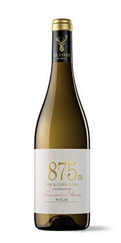 875 m Chardonnay Fermentado en Barrica Rioja - 75 cl