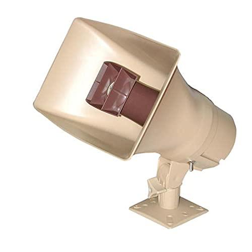 Valcom V-1038 Outdoor/Surround Floor Standing Home Speaker Black