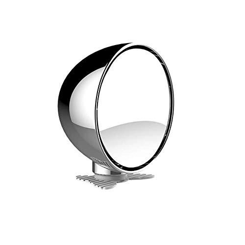 Preisvergleich Produktbild Viviance 3R 70Mm Car Right Side Blind Spot Rearview Mirror Hd 360 ° Weitwinkel,  Die Den Auxiliary Spiegel Umkehren - Das Silber