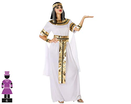 ATOSA disfraz egipcia mujer adulto cleopatra M