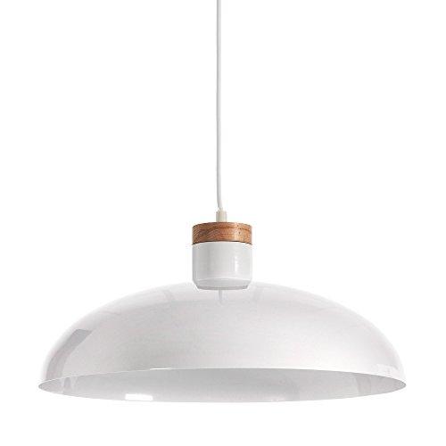 Kave Home - Gotram plafondlamp wit