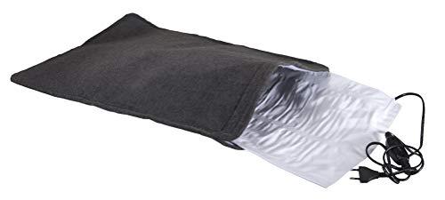 Westfalia Heizfußmatte 40 x 60 cm, 230 V - mit abnehmbarem Bezug