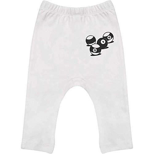 Azeeda 2-3 Jahre 'Billardkugeln' Baby Leggings / Hosen / Jogger (BE00033054)