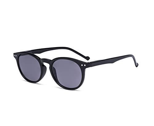 Eyekepper Oval Rund Federscharniere Lese Sonnenbrille Sonne Leser +2.0