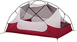 MSR Hubba Hubba NX 2-Person Lightweight Backpacking Tent, Without Xtreme Waterproof Coating