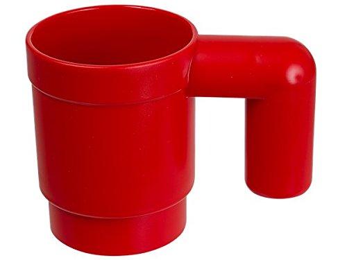 Lego Upscaled Mug -RED