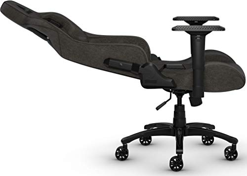 CORSAIR T3 RUSH Gaming Chair Comfort Design, Charcoal
