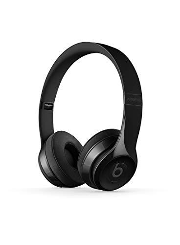 Beats by Dr. Dre Cuffie Solo3 Wireless, Core Collection, Nero (Nero Lucido)