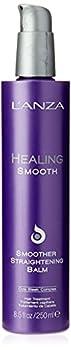 L'ANZA Healing Smooth Smoother Straightening Balm 8.5 Fl Oz