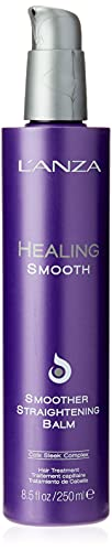 L'ANZA, 14709B Healing Smooth Straightening Balm, 250 ml