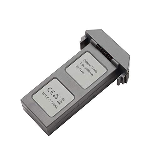 VithconlZQ 7.6V 3400mAh Modular Rechargeable Li-po Battery for MJX Bugs 20 / B20 EIS GPS RC Drone