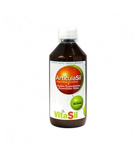 Vitasil 7920004480 Articulasil Silicium Organique Bio Activé + Huiles Essentielles